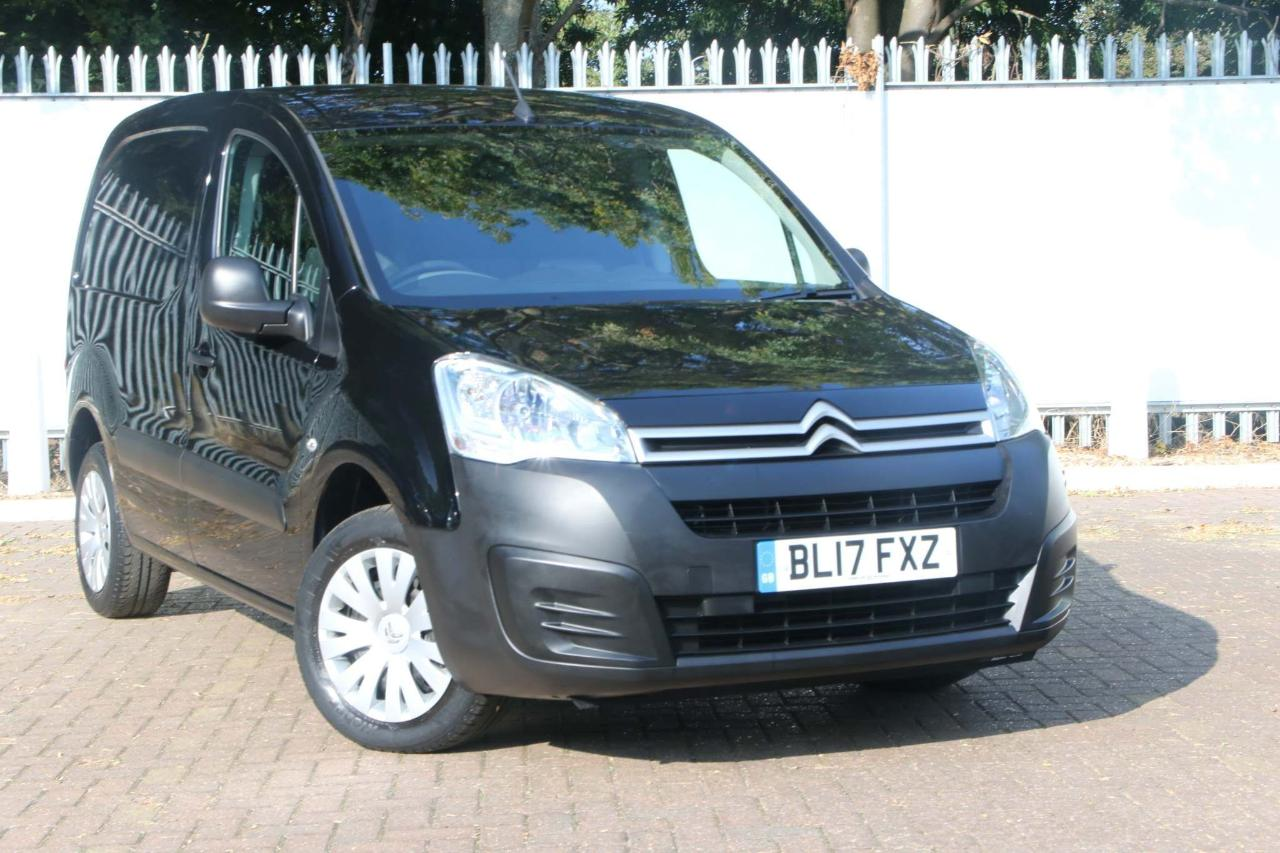 Citroën Berlingo 1.6 BlueHDi 850 Enterprise L1 5dr