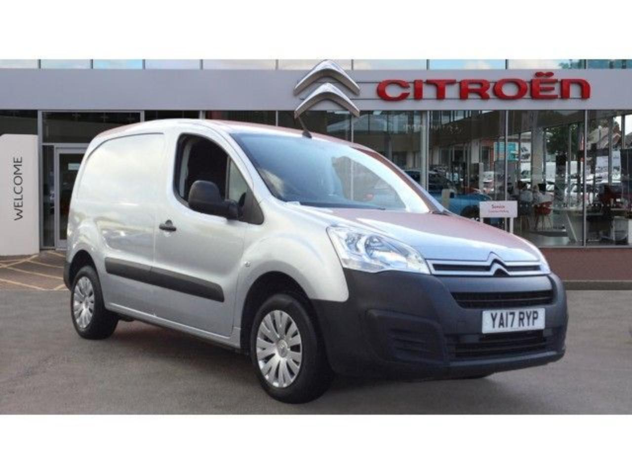 Citroën Berlingo L1 Diesel 1.6 Bluehdi 850Kg Enterprise 100Ps