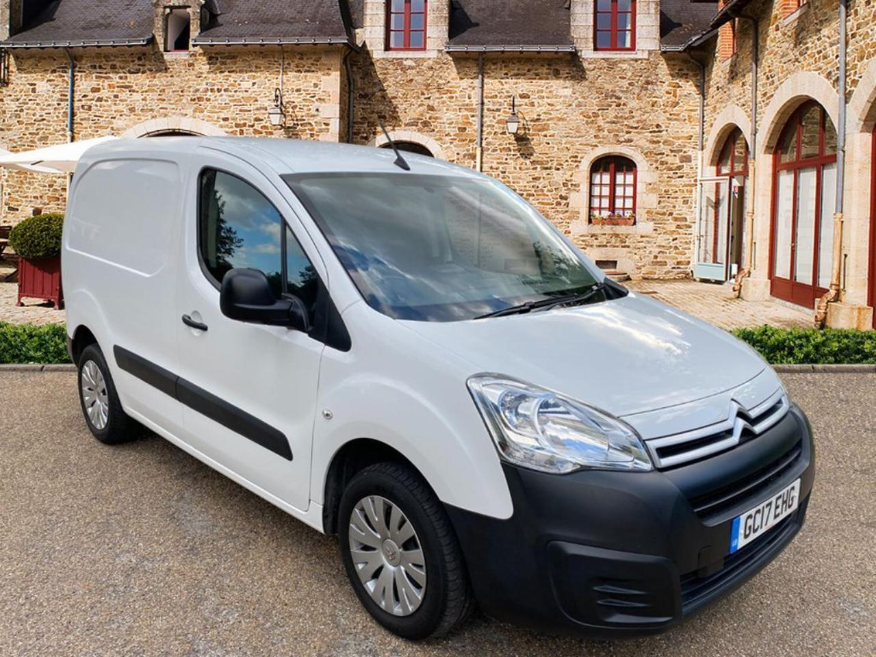 Citroën Berlingo 1.6 BlueHDi 850Kg Enterprise 100ps