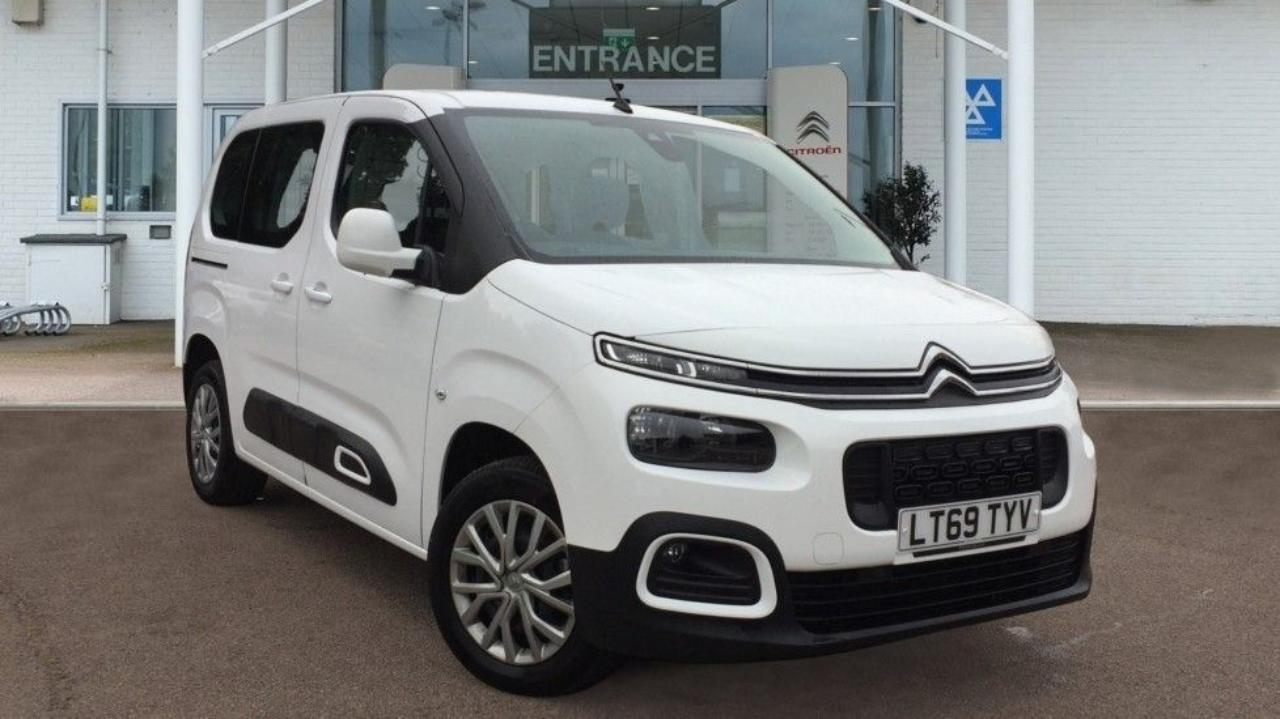 Citroën Berlingo 1.5 BlueHDi Feel (s/s) 5dr M
