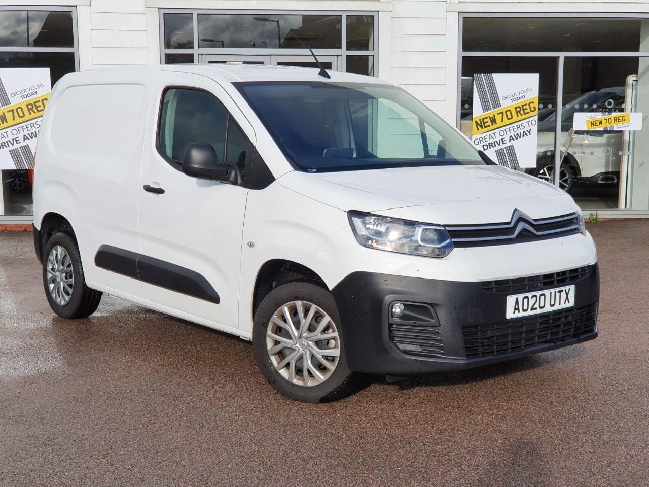 Citroën Berlingo 1.2 PureTech 1000Kg Enterprise 110ps [Start stop]