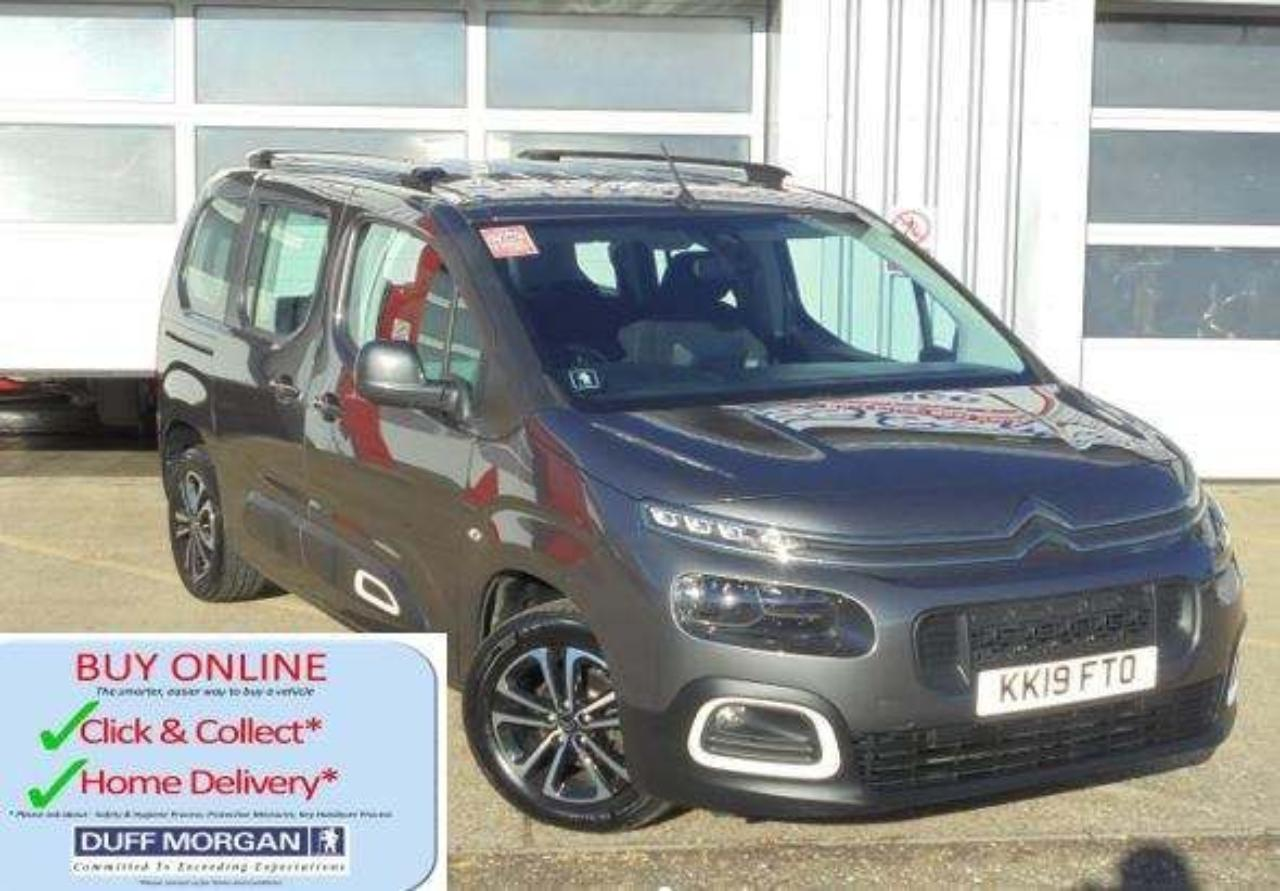 Citroën Berlingo 1.2 PureTech Flair (s/s) 5dr M