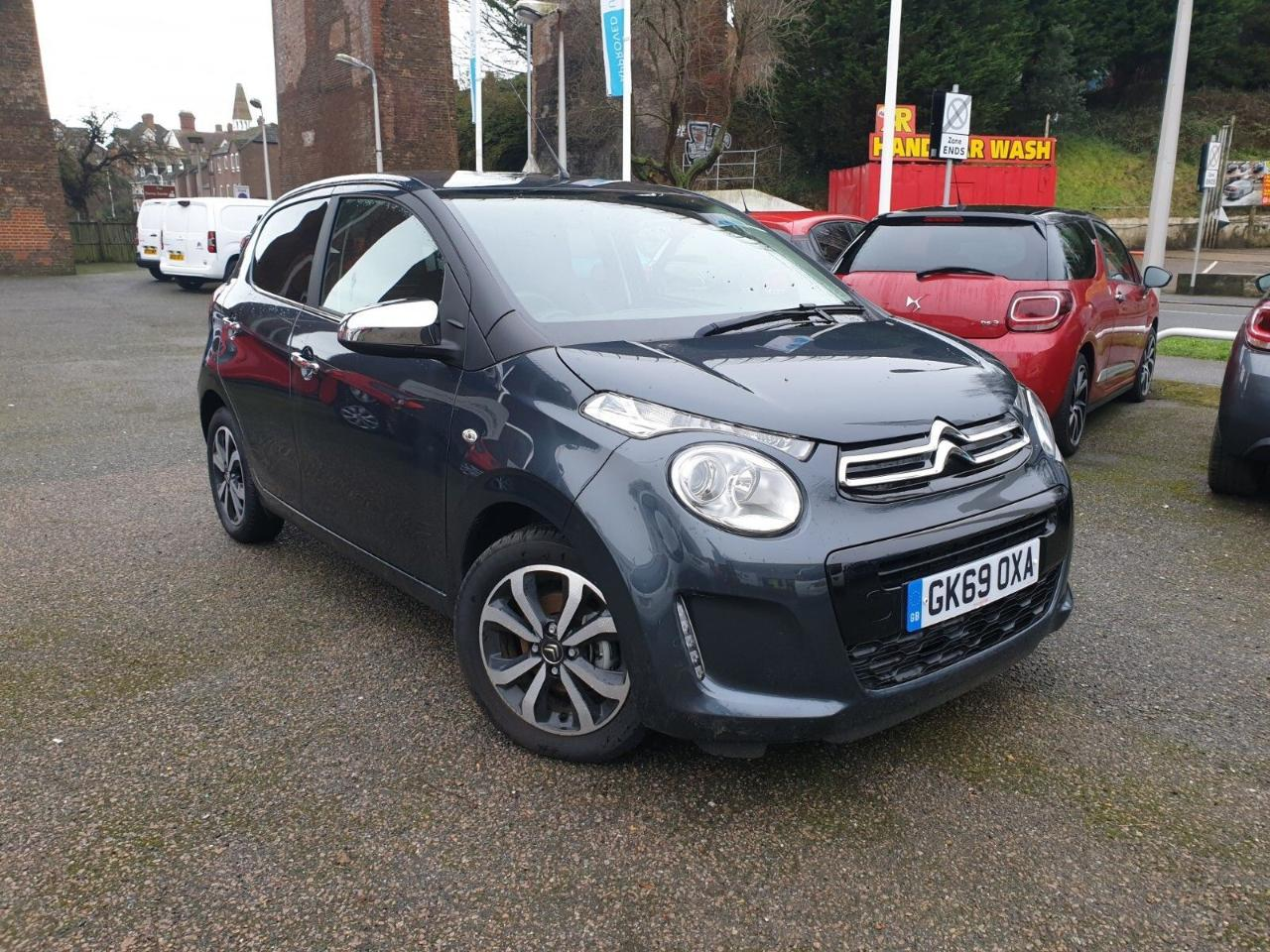 Citroën C1 1.0 VTi Flair 5dr [Start Stop]