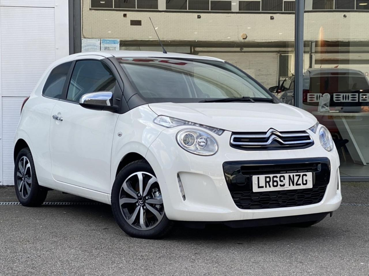 Citroën C1 1.0 VTi 72 Flair 3dr