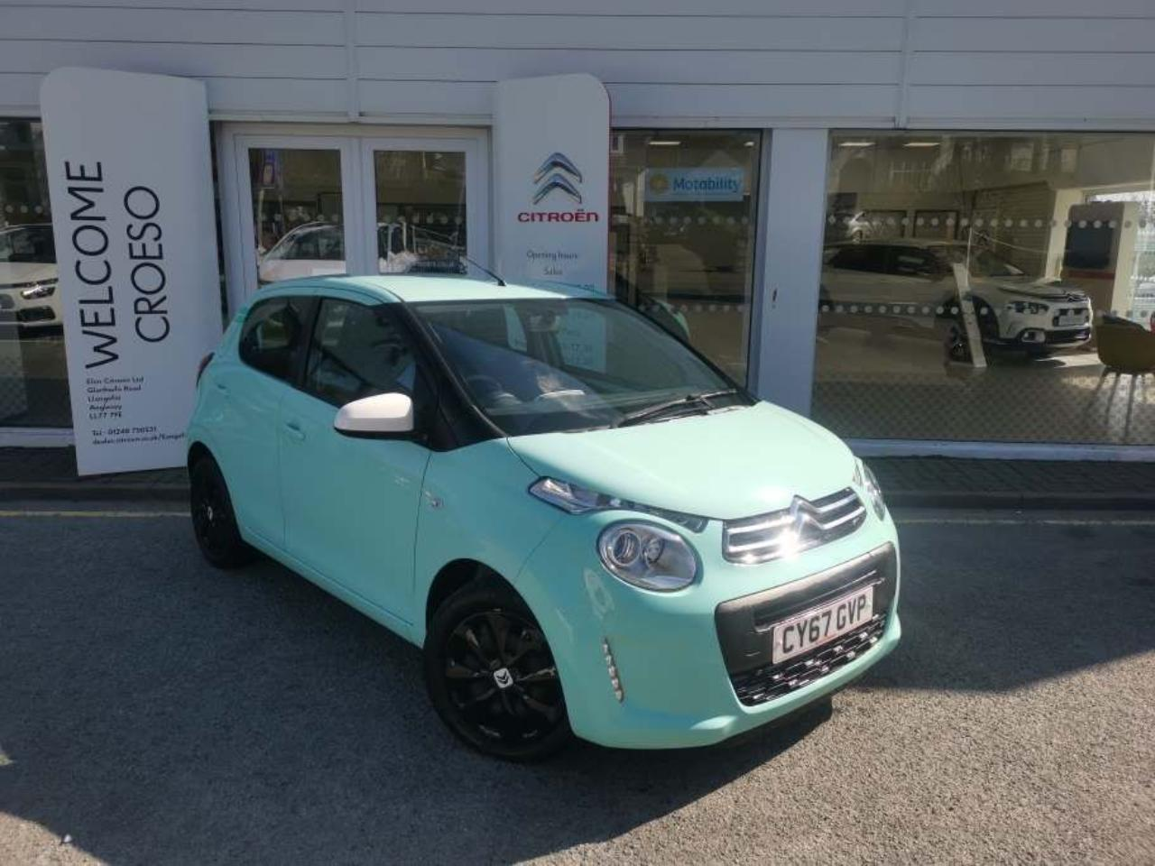 Citroën C1 1.2 PureTech Feel Edition