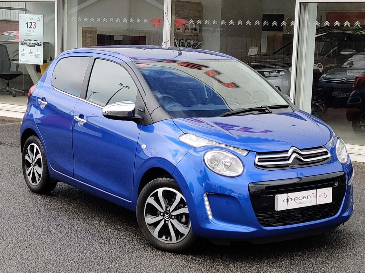 Citroën C1 1.0 VTi Flair (s/s) 5dr