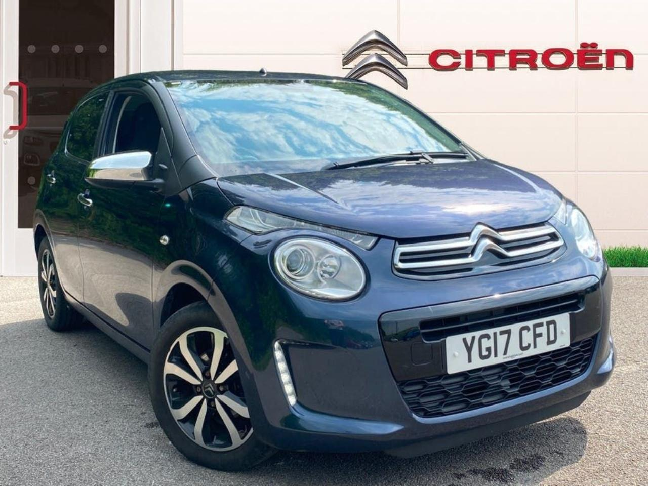 Citroën C1 1.2 PureTech Flair 5dr