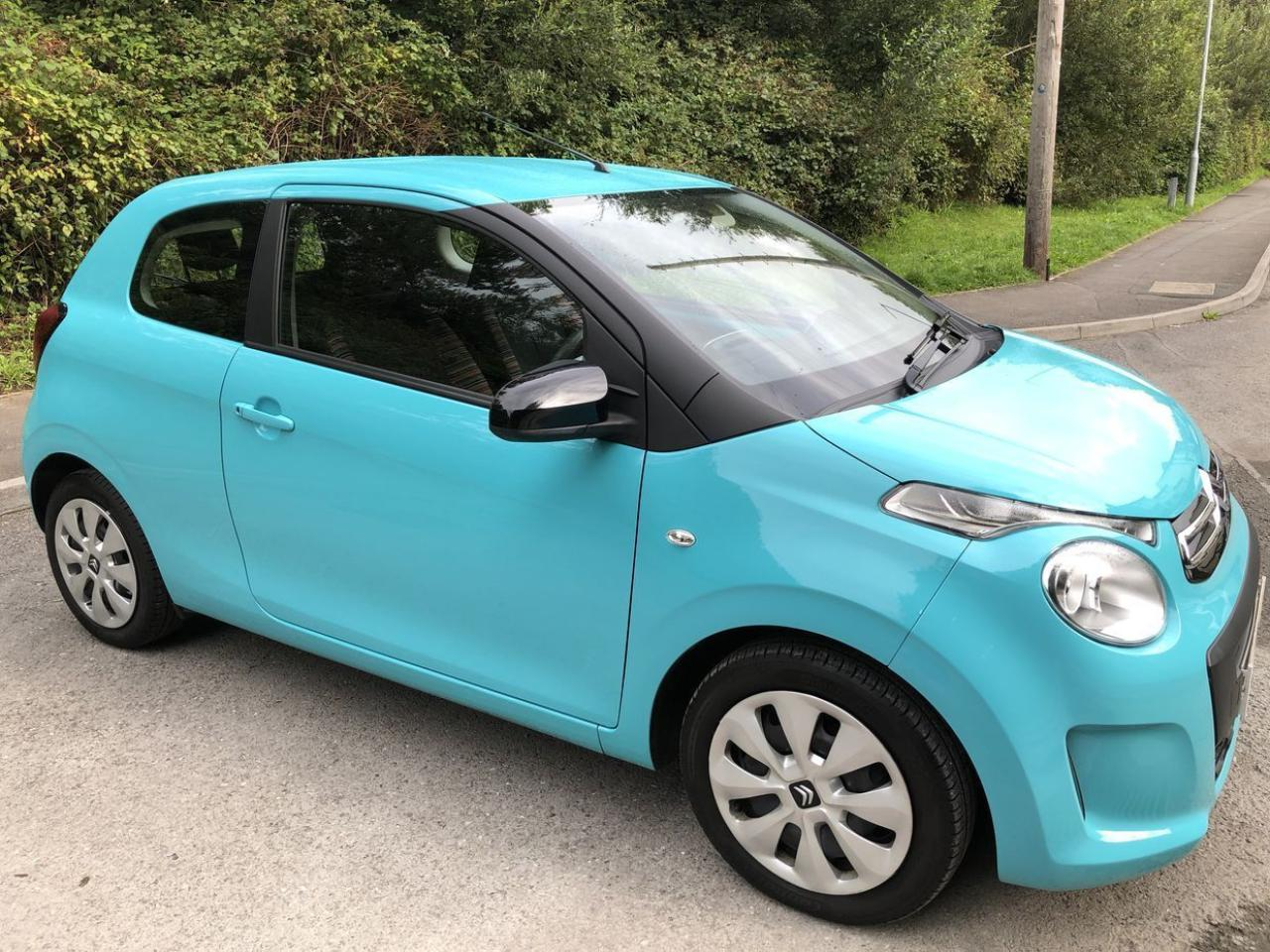 Citroën C1 PURETECH FEEL