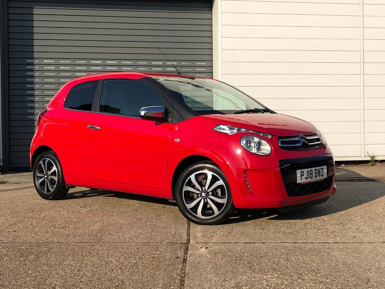 Citroën C1 1.2 PureTech Flair 3dr