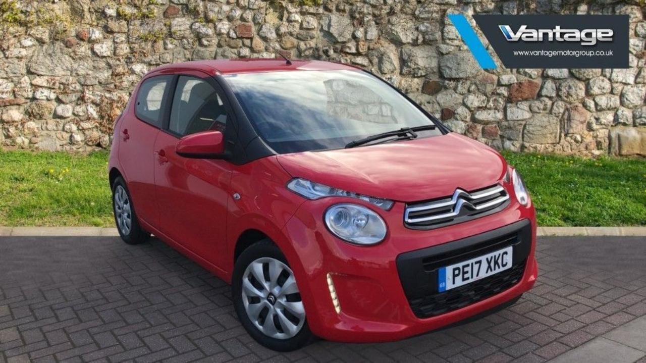 Citroën C1 1.2 PureTech Feel 5dr