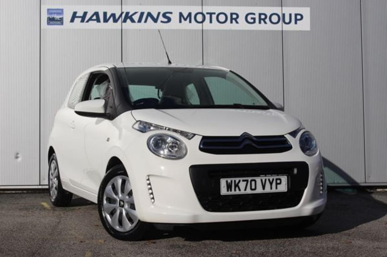 Citroën C1 1.0 PureTech Feel 71 *DELIVERY MILEAGE!*