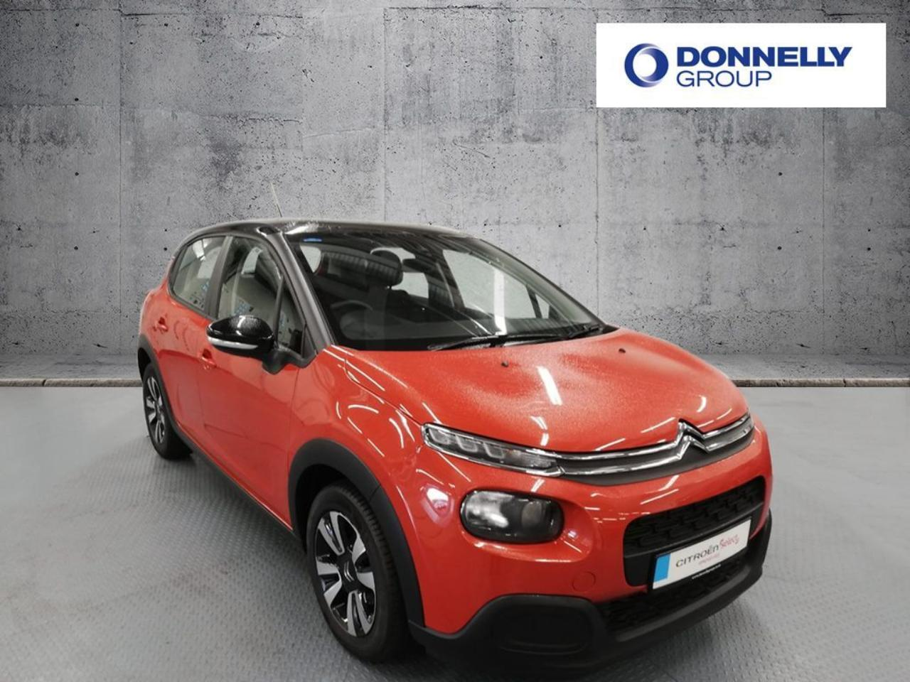 Citroën C3 1.2 PureTech 82 Feel 5dr