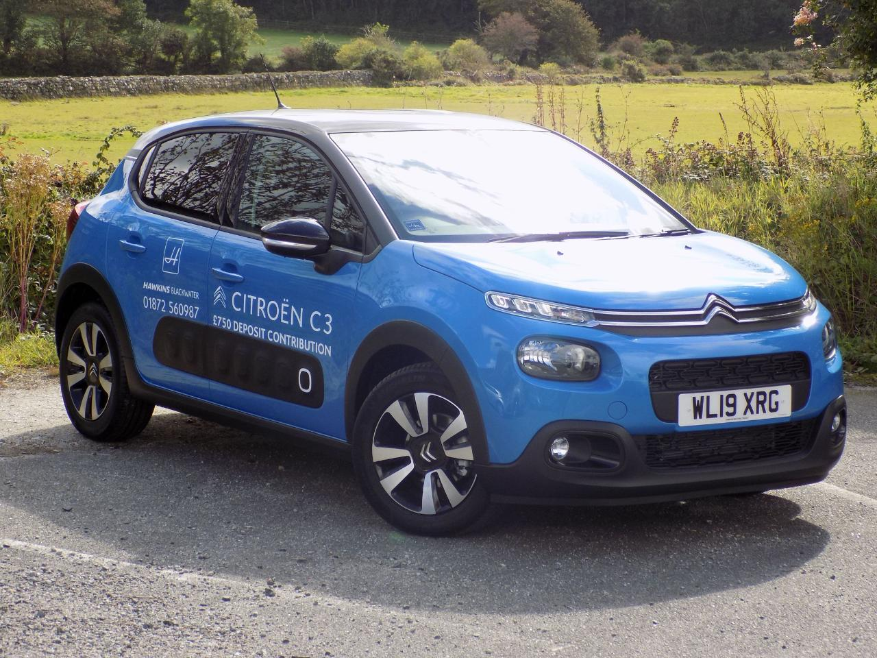 Citroën C3 PURETECH FLAIR S/S EAT6