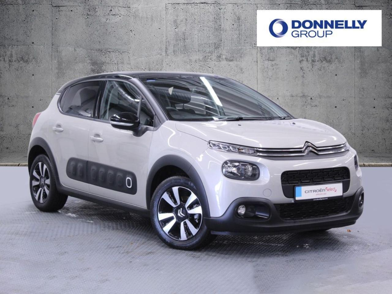 Citroën C3 1.5 BlueHDi 100 Flair 5dr [5 Speed]