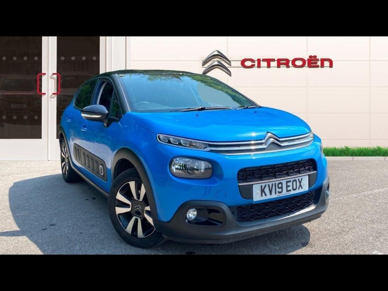 Citroën C3 1.2 PURETECH 110PS FLAIR 5DR