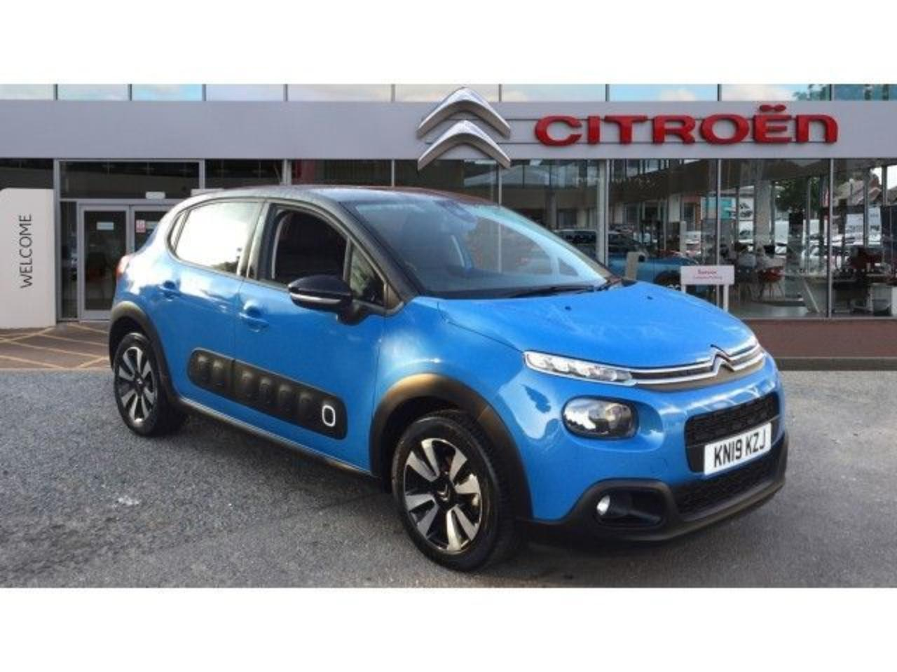 Citroën C3 1.2 PureTech 110 Flair 5dr [6 Speed] Petrol Hatchb