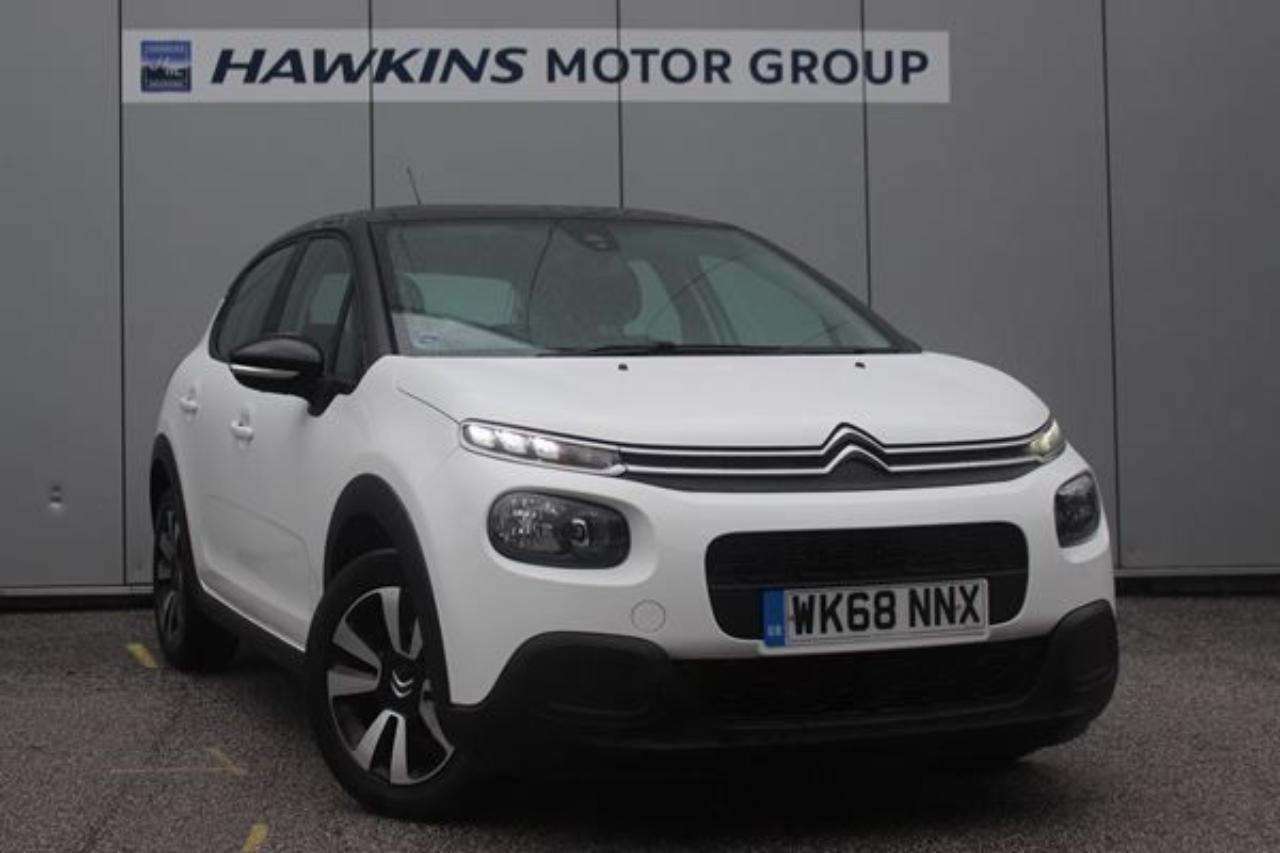 Citroën C3 1.2 PureTech Feel 82 **HOME DELIVERY AVAILABLE**