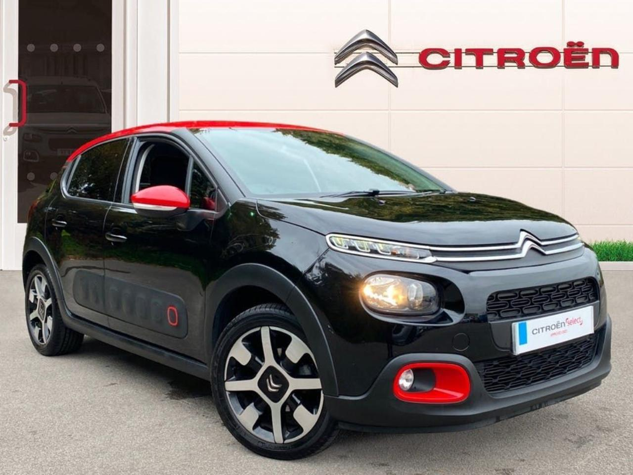 Citroën C3 1.2 PureTech Flair Nav Edition (s/s) 5dr