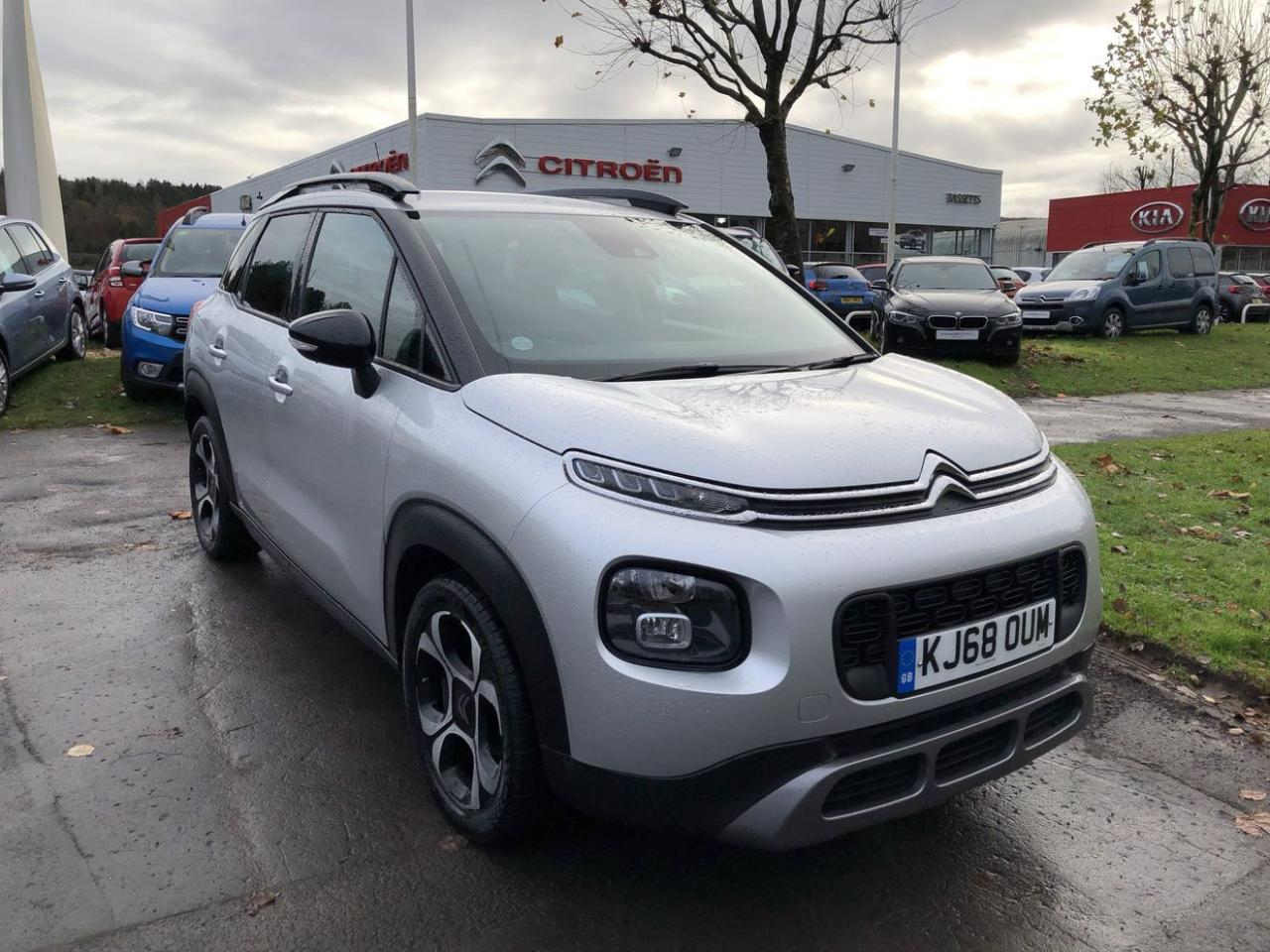Citroën C3 Aircross BLUEHDI FLAIR S/S