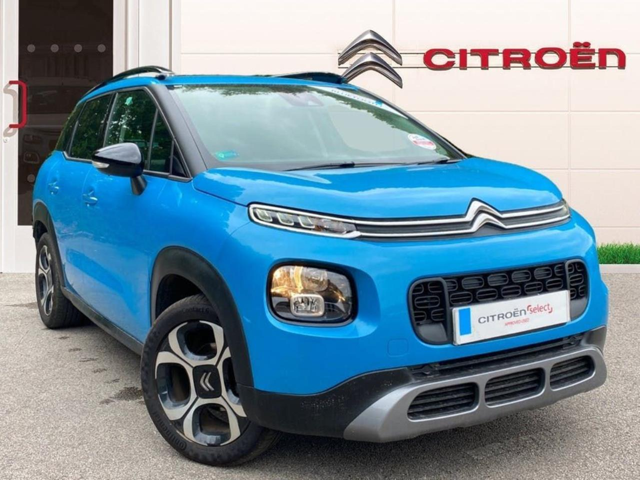 Citroën C3 Aircross 1.5 BlueHDi Flair 5dr