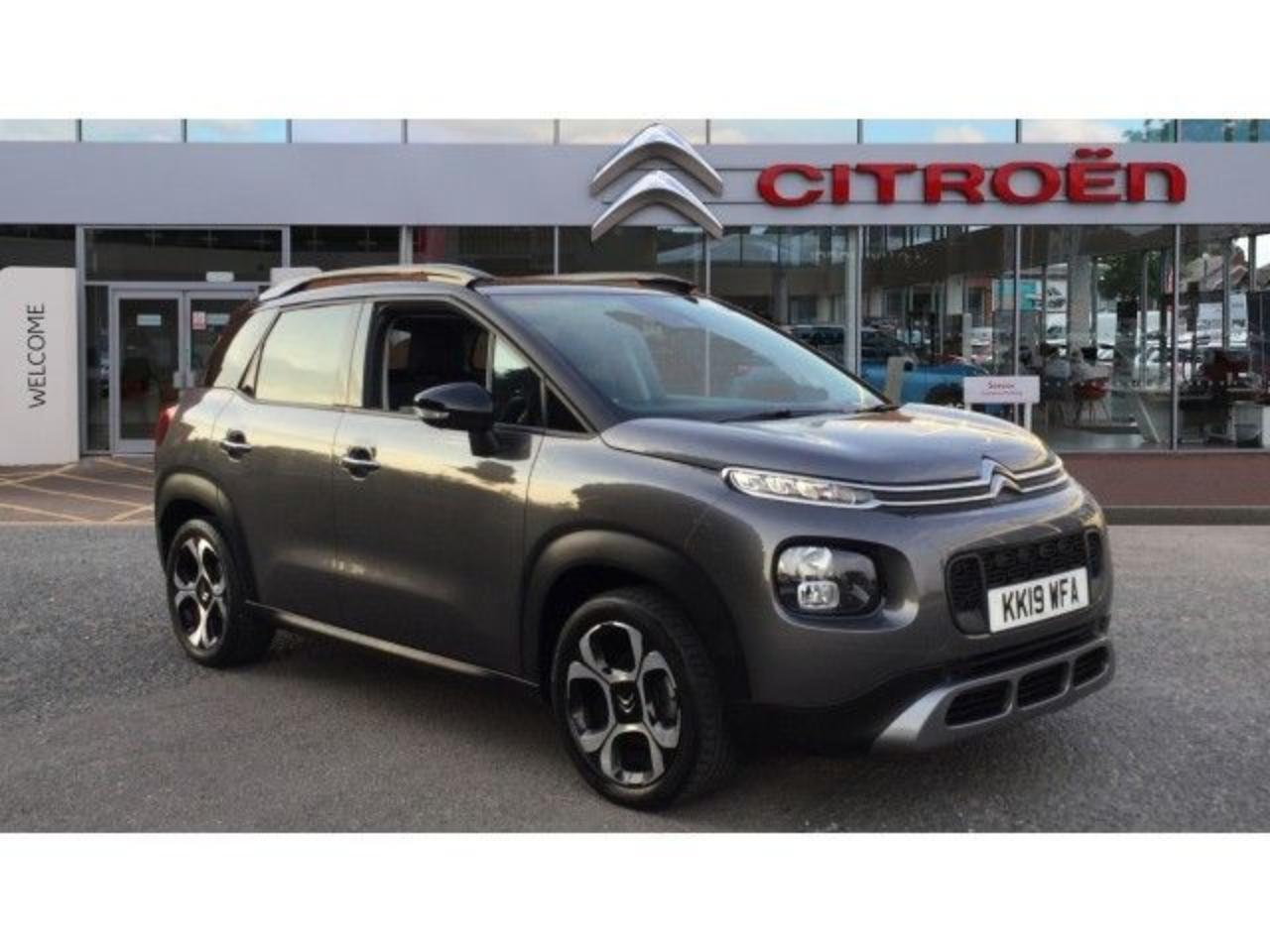 Citroën C3 Aircross 1.2 PureTech 110 Flair 5dr [6 speed] Petrol Hatchb
