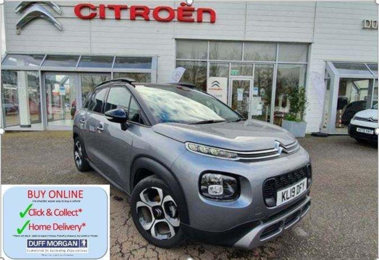 Citroën C3 Aircross 1.2 PureTech Flair 5dr