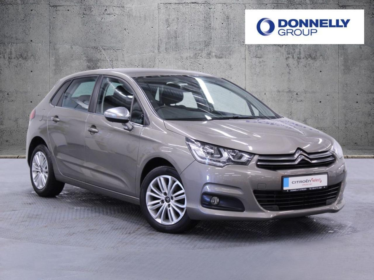 Citroën C4 1.6 BlueHDi Flair 5dr