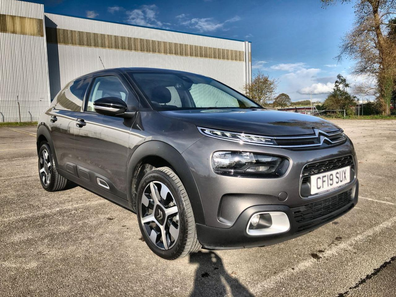 Citroën C4 Cactus BLUEHDI FLAIR S/S