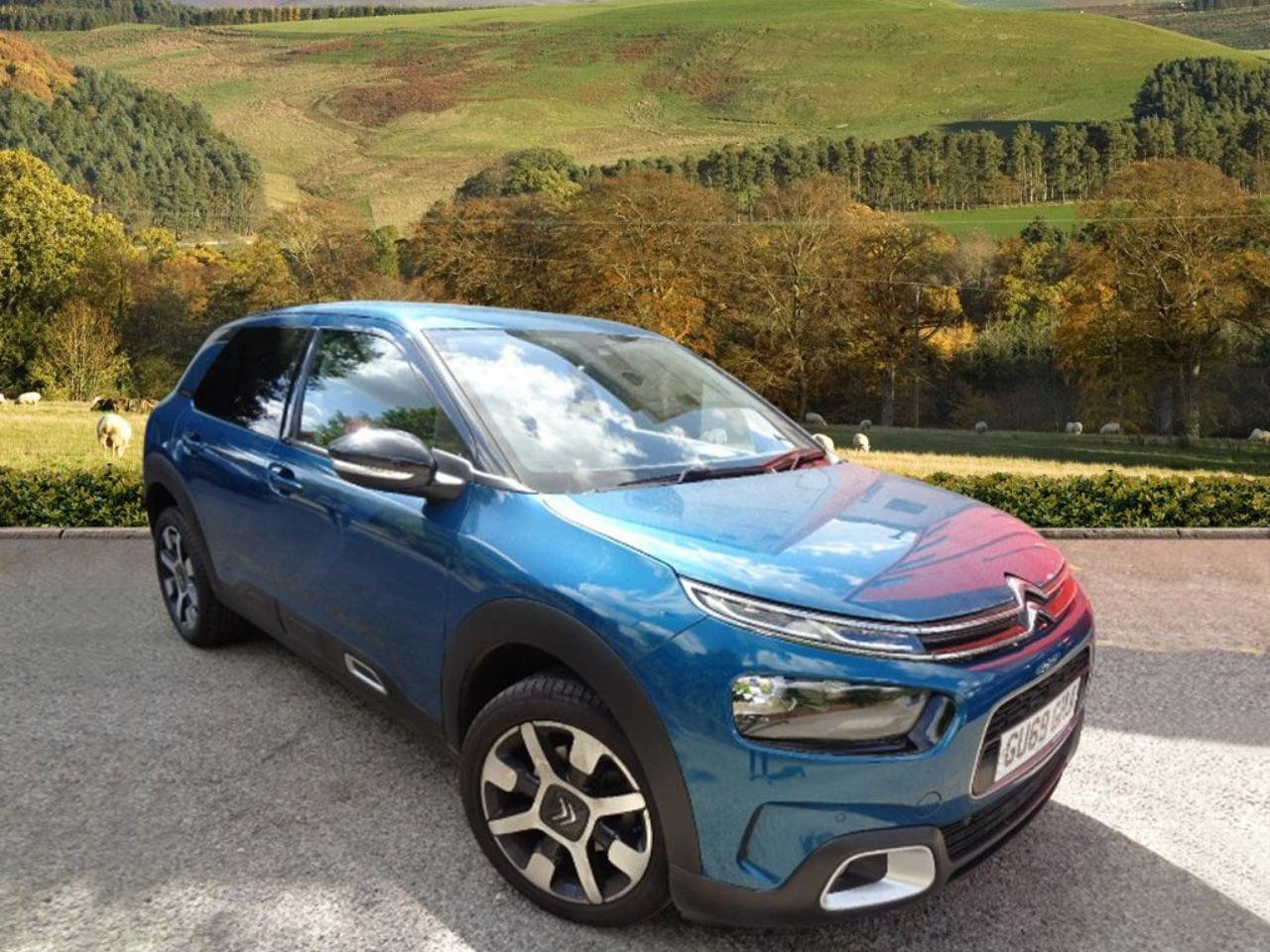 Citroën C4 Cactus 1.5 BlueHDi 120 Flair EAT6 5dr