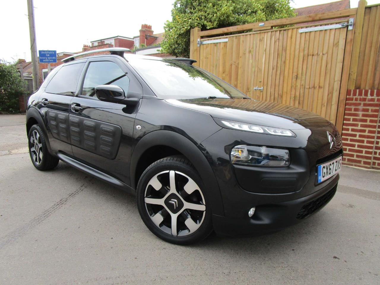 Citroën C4 Cactus 1.6 BlueHDi Flair 5dr