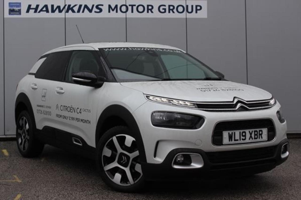 Citroën C4 Cactus 1.2 PureTech Flair 110 **HOME DELIVERY AVAILABLE**