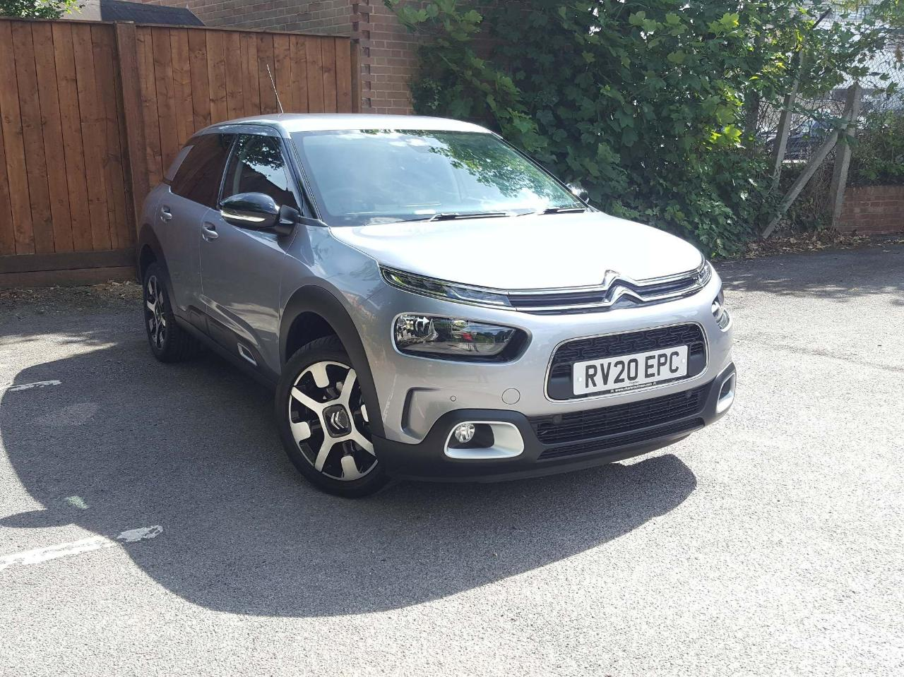 Citroën C4 Cactus 1.2 PureTech Flair EAT6 (s/s) 5dr