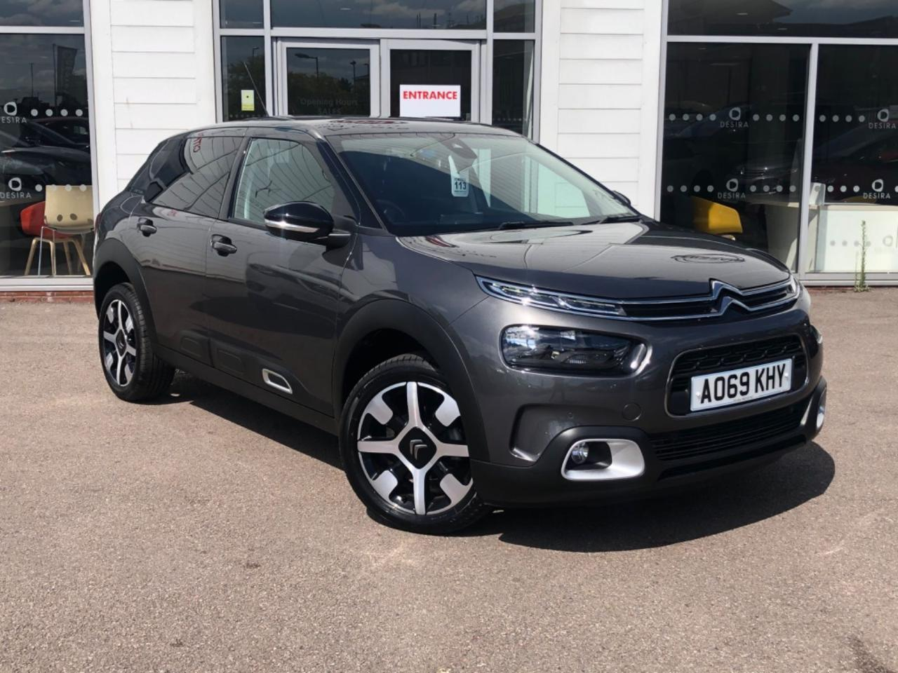 Citroën C4 Cactus 1.5 BlueHDi Flair 5dr