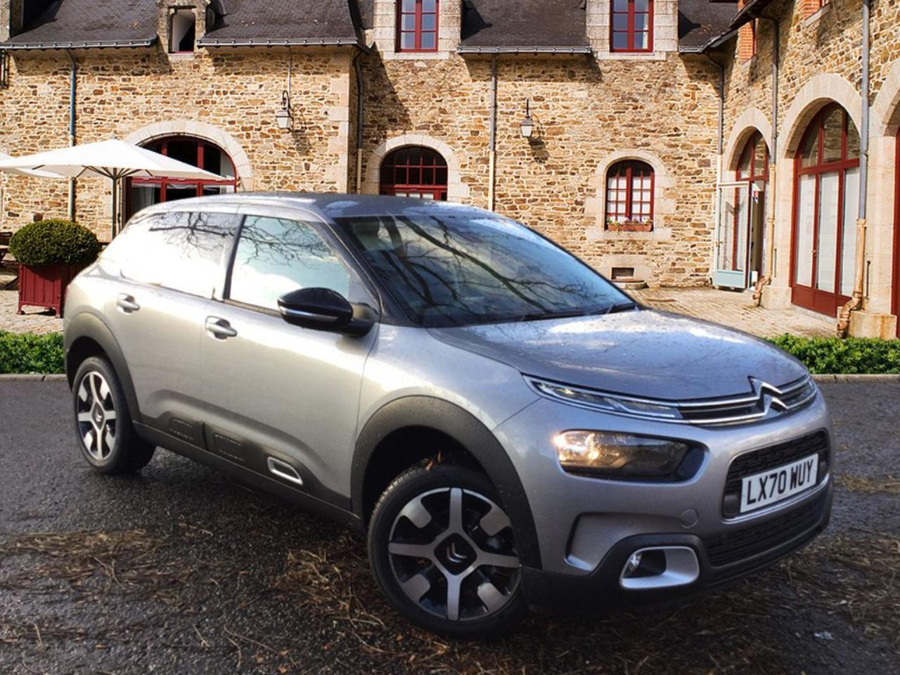 Citroën C4 Cactus 1.2 PureTech Flair 5dr [6 Speed]