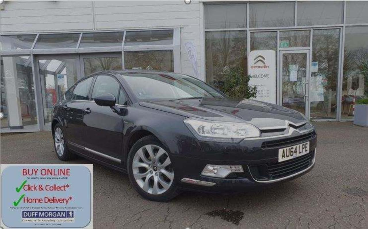 Citroën C5 2.0 HDi Exclusive (Techno Pack) 4dr