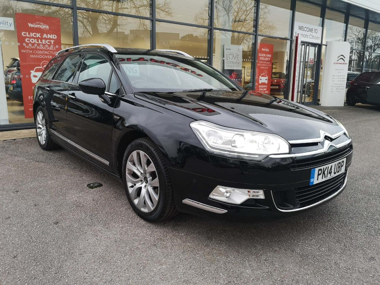Citroën C5 2.0 HDi Exclusive (Techno Pack) 5dr
