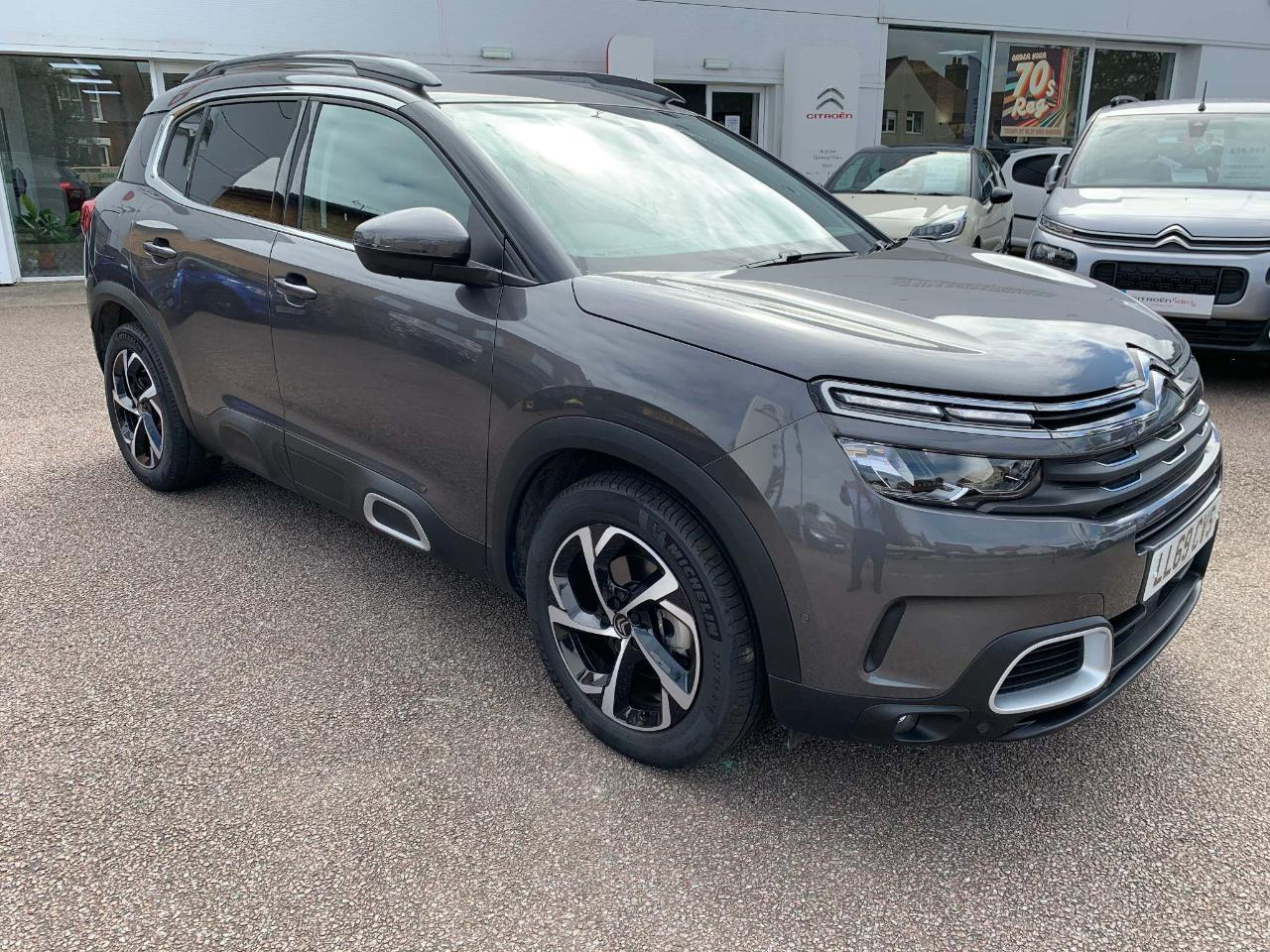 Citroën C5 Aircross SUV C5 AIRCROSS 1.6 PureTech Flair EAT8 (s/s) 5dr