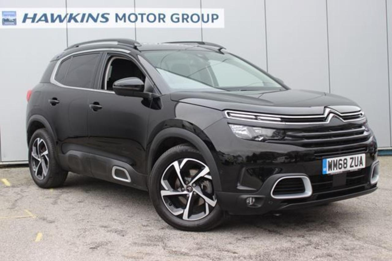 Citroën C5 Aircross SUV C5 AIRCROSS 1.5 BHDi Flair 130**HOME DELIVERY AVAILABLE**