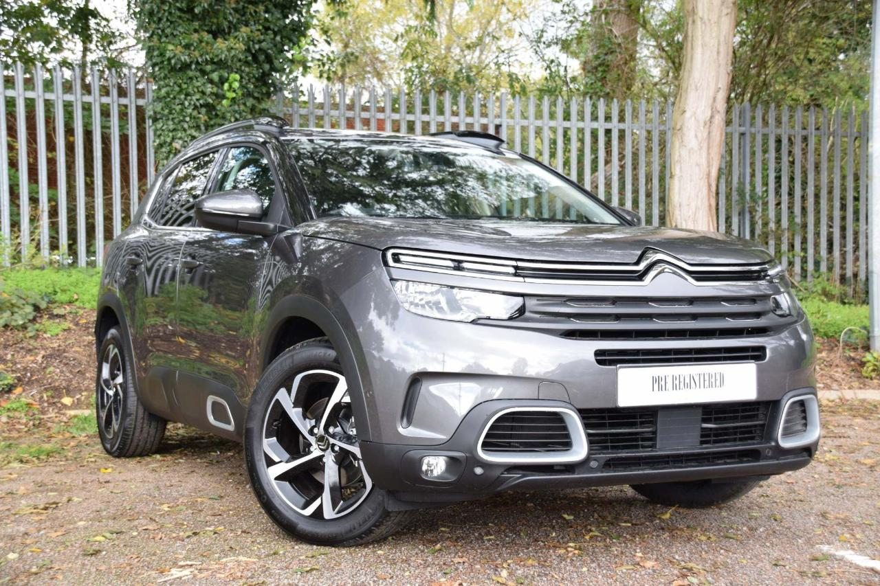 Citroën C5 Aircross SUV C5 AIRCROSS 1.2 PureTech Flair EAT8 (s/s) 5dr