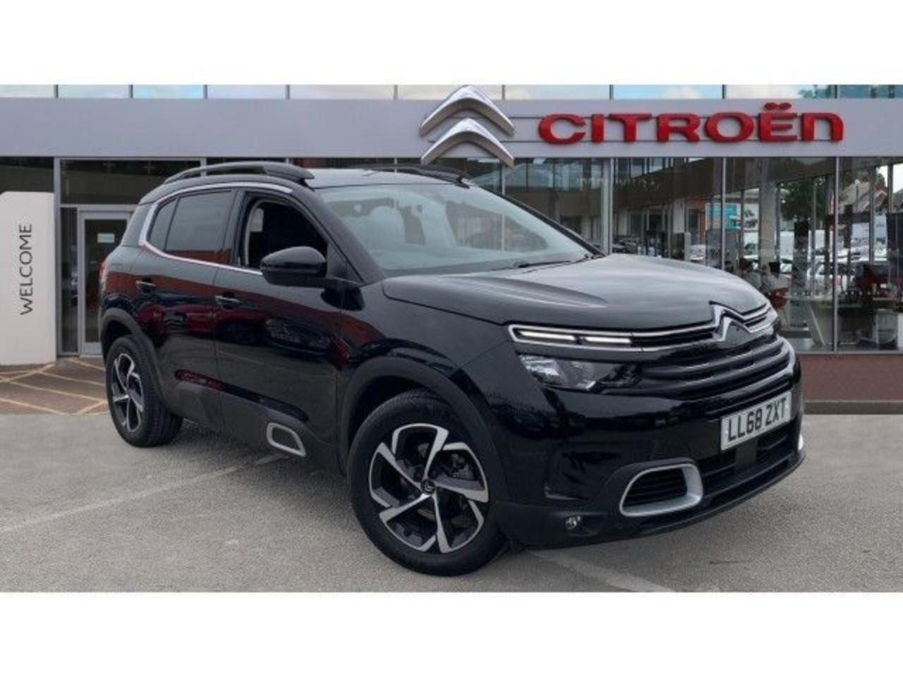 Citroën C5 Aircross SUV C5 AIRCROSS 1.5 BlueHDi 130 Flair 5dr Diesel Hatchback