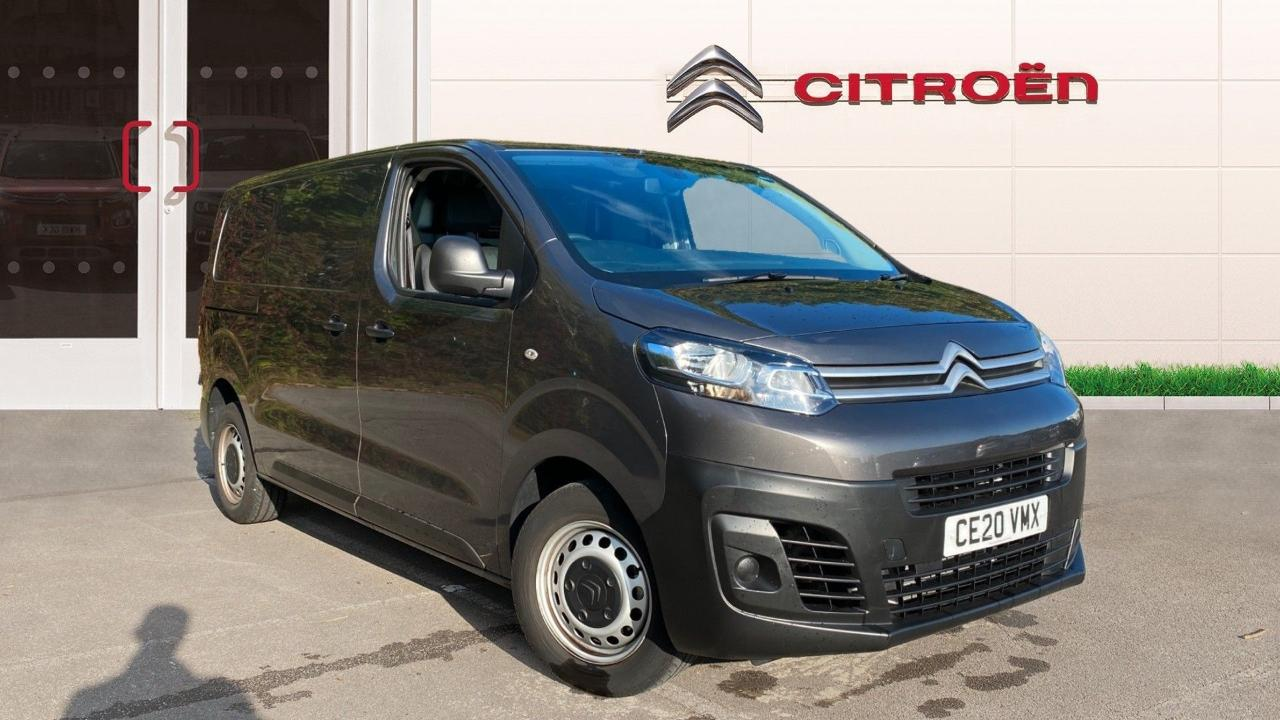 Citroën Dispatch Van 2.0 BlueHDi 1400 Enterprise M MWB EU6 (s/s) 6dr