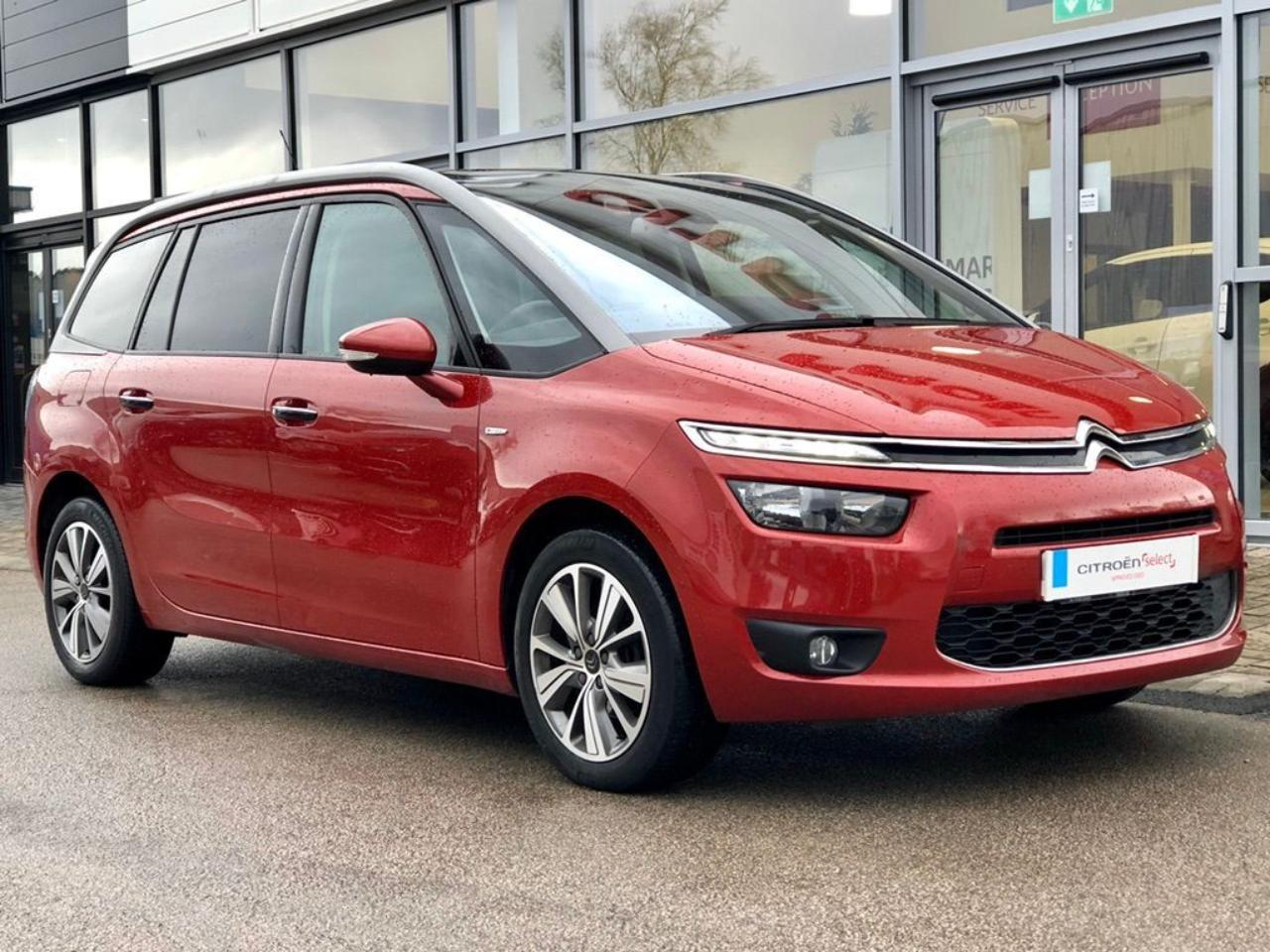 Citroën Grand C4 Picasso 1.6 BlueHDi Exclusive+ (s/s) 5dr