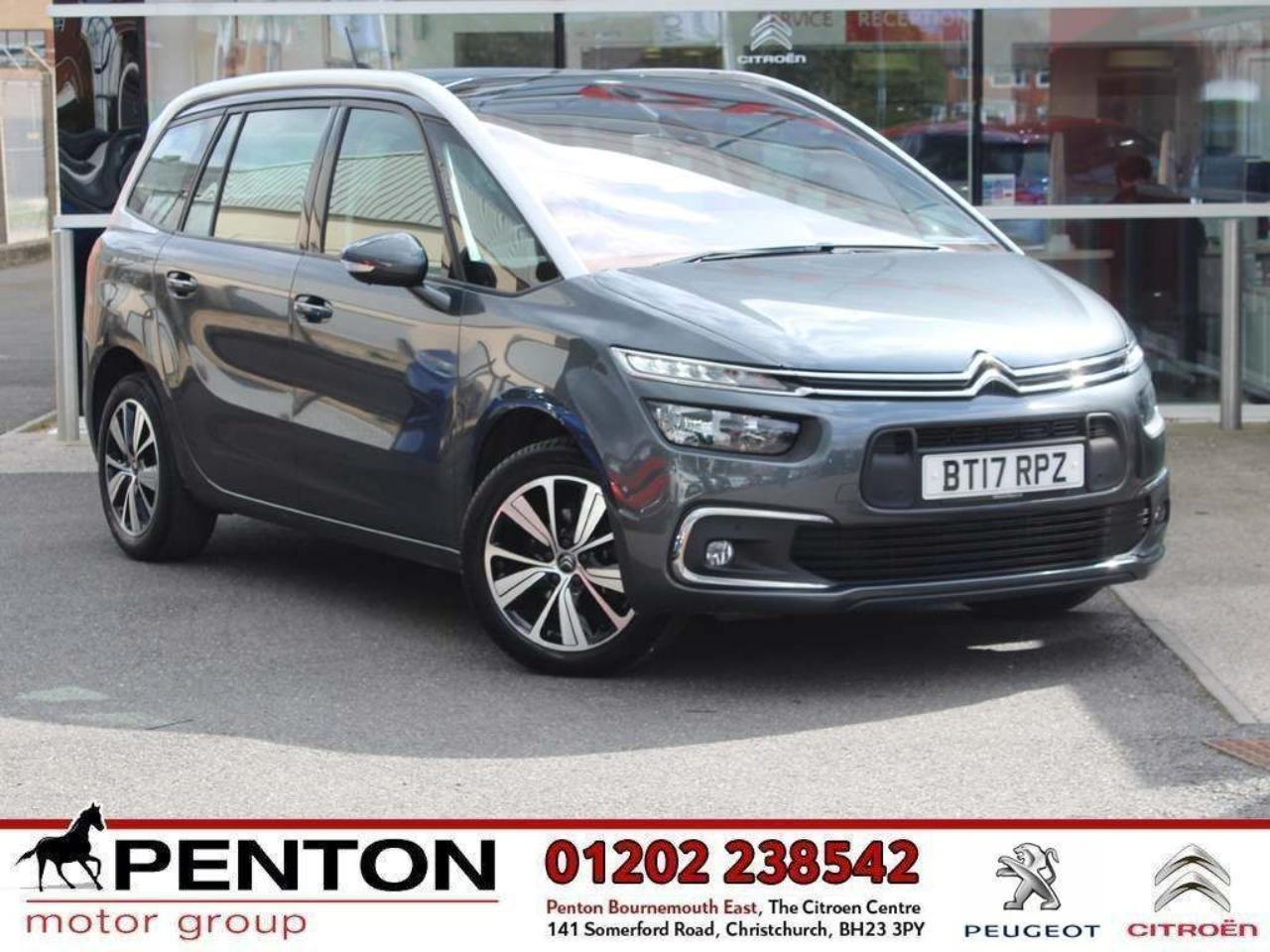 Citroën Grand C4 Picasso 1.6 BlueHDi Feel EAT6 (s/s) 5dr