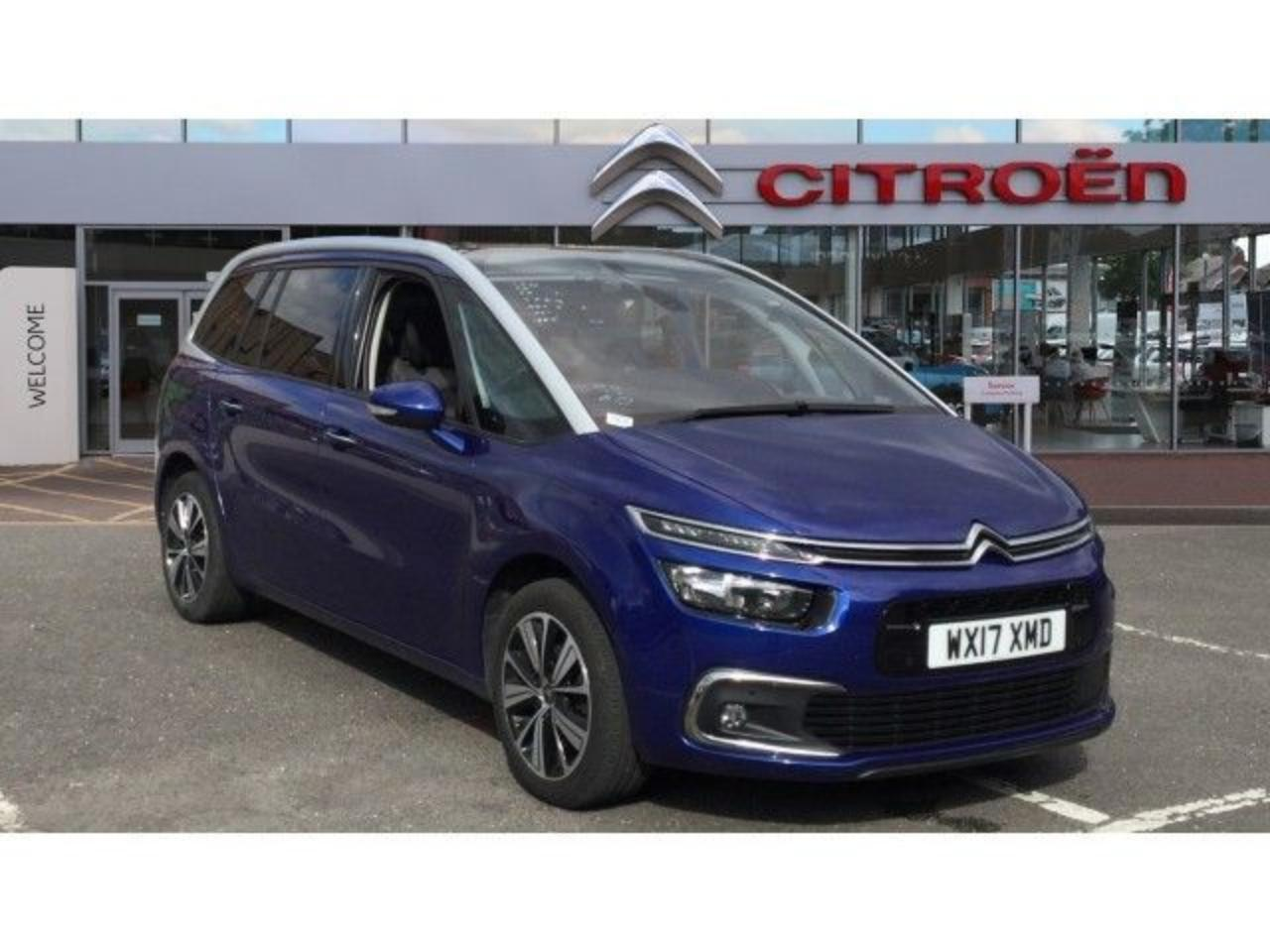 Citroën Grand C4 Picasso 1.6 BlueHDi Flair 5dr Diesel Estate