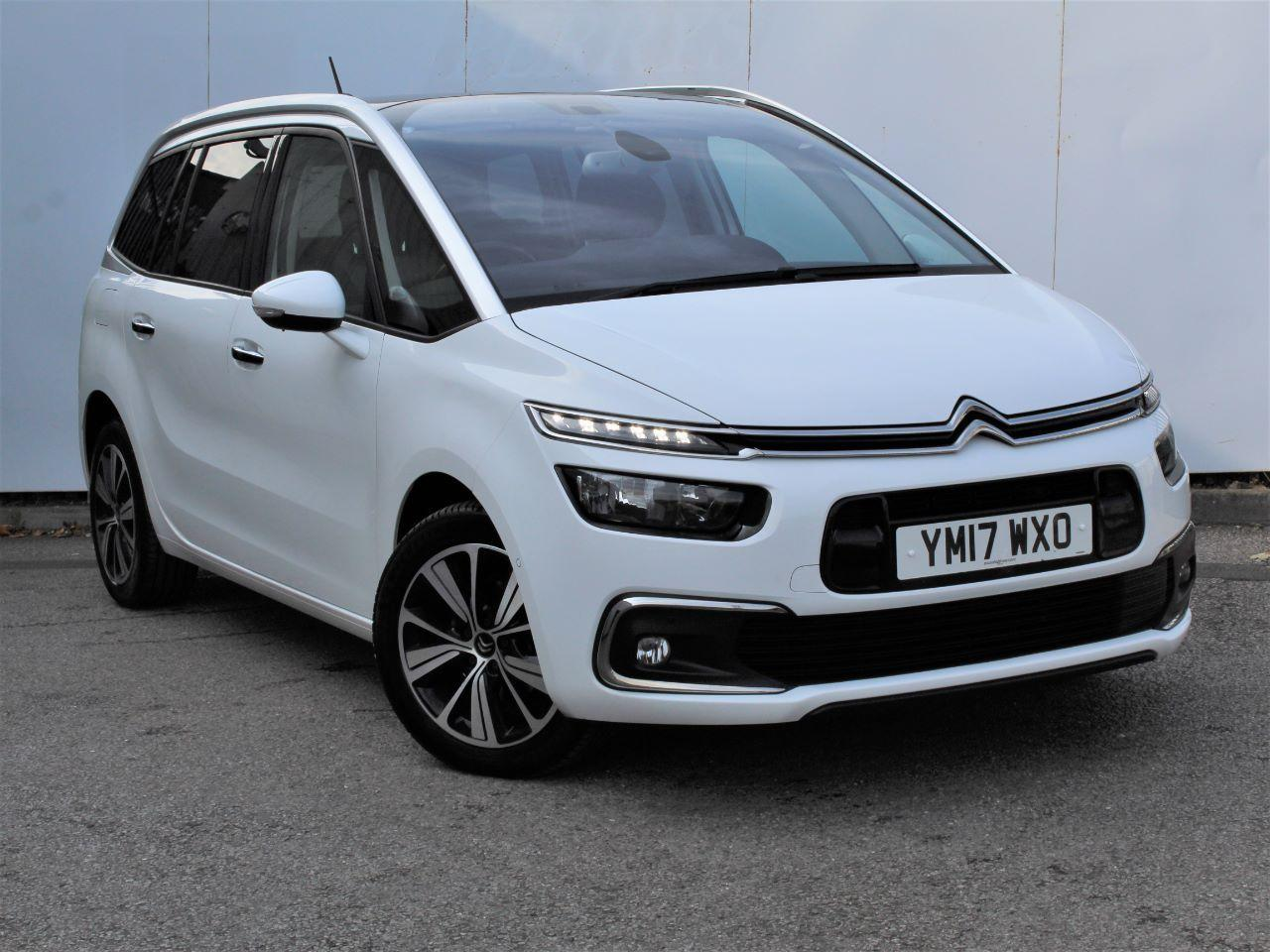 Citroën Grand C4 Picasso 1.6 BlueHDi Flair 5dr Estate