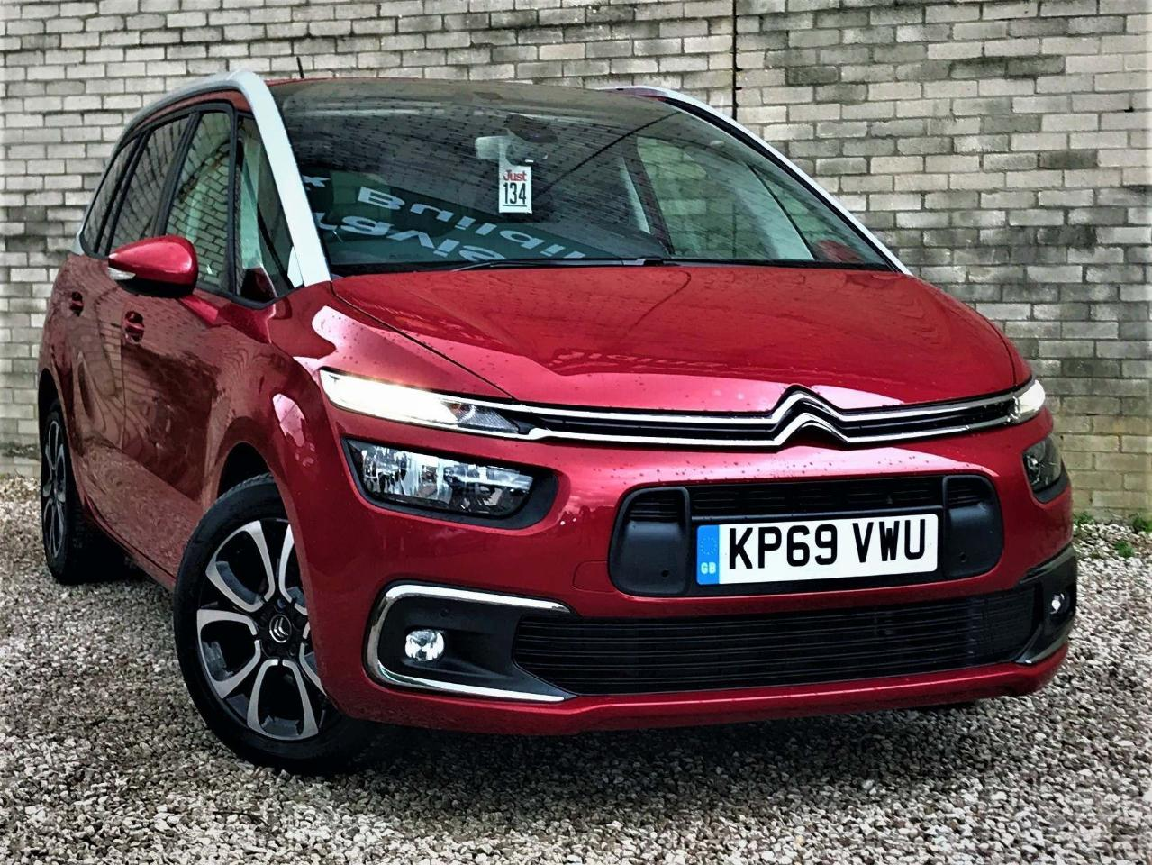 Citroën Grand C4 Spacetourer 1.5 BlueHDi Feel EAT8 (s/s) 5dr