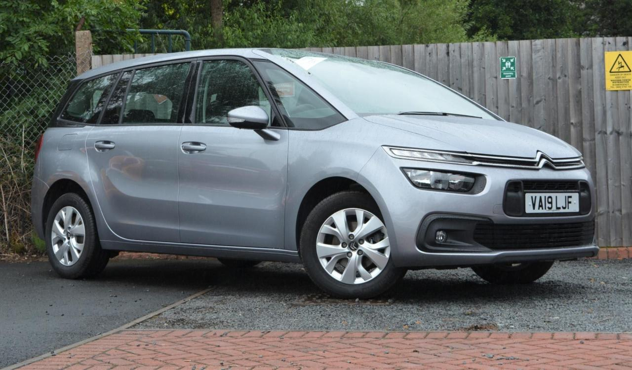 Citroën Grand C4 Spacetourer 1.5 BlueHDi Touch Edition (s/s) 5dr