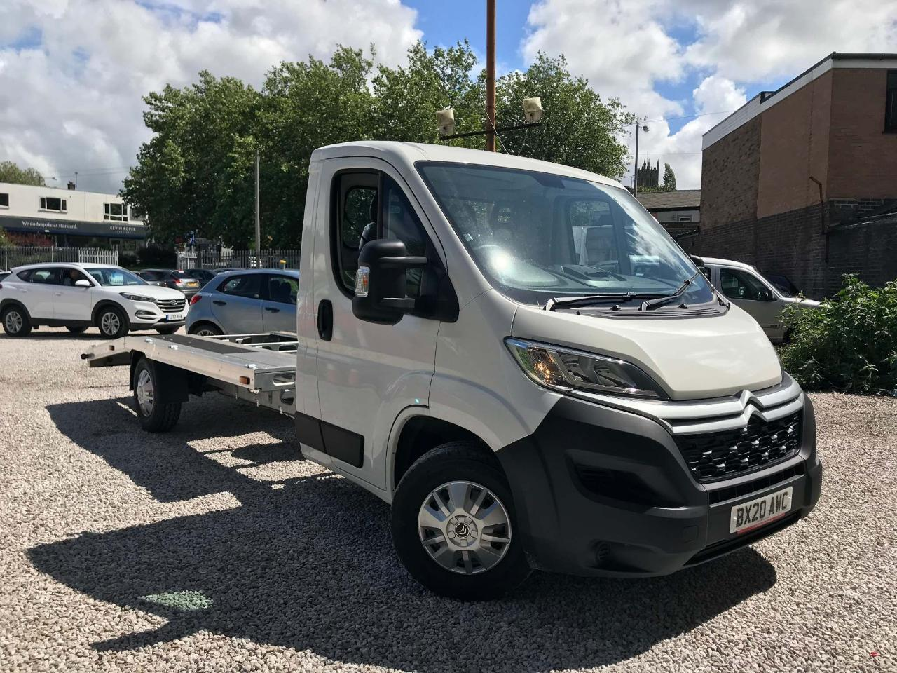 Citroën Jumpy RELAY 2.0 BlueHDi 35 L3 EU6 2dr