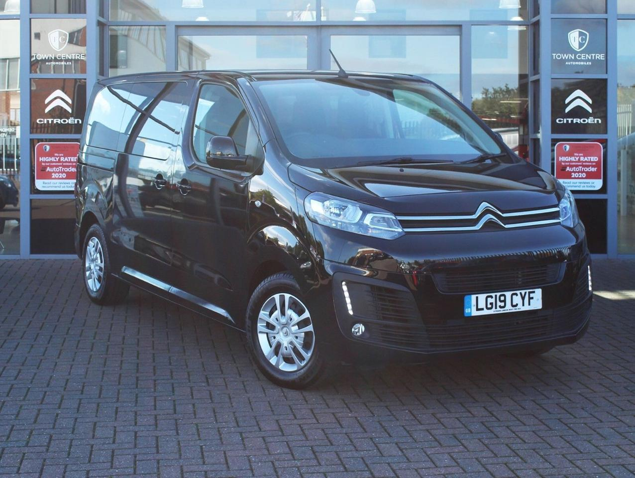 Citroën Spacetourer 1.5 BlueHDi Business M MWB EU6 (s/s) 5dr