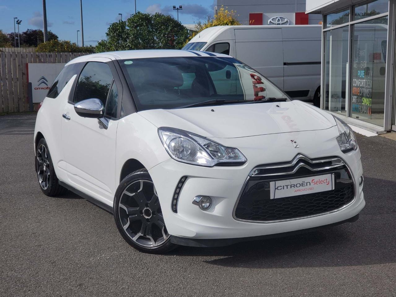 Ds DS3 DS 3 1.6 HDi Black 3dr